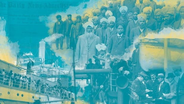 Commemorate the Komagata Maru incident with at exhibition at the Surrey Museum