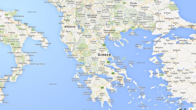Earthquake Rattles Greece And Turkey Hundreds Injured Cbc News