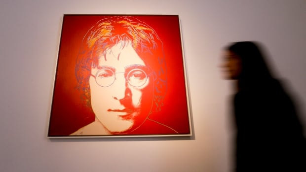 An Ontario researcher says that much like saints, dead celebrities can create communities around the ideals they were associated with while they were alive -- John Lennon's peace activism being a notable example.