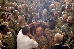 APTOPIX Obama Afghanistan