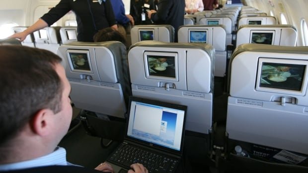Air Canada currently offers internet connectivity on all of its domestic and North American flights, and plans to expand the service to international destinations.