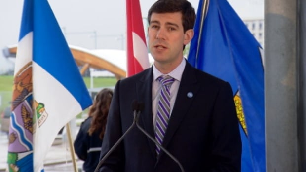 Edmonton Mayor Don Iveson says the city can now put the project out to bidders now that all the funding is in place.