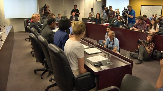 Nine people vying to be the next mayor of Toronto took part in a roundtable discussion at city hall on Monday evening, an event that was organized by the National Ethnic Press and Media Council of Canada.