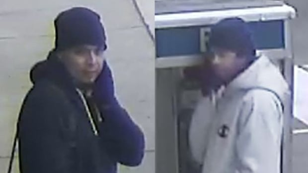 Suspect images from Yonge/Eglinton jewelry store robbery