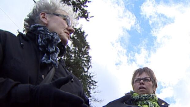 Jeanne Sarson (left) and Linda MacDonald (right) help torture victims.