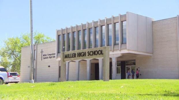 Miller High School regina