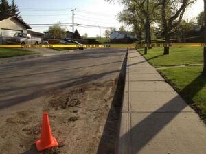 Williams Street, Regina, homicide skpic