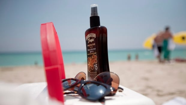 The Environmental Working Group advises against spray sunscreens due to the chance of inhaling the product and difficulty ensuring an even coating.