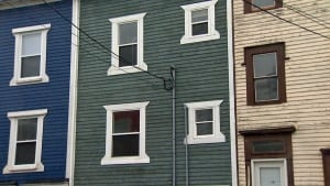 73 Long's Hill rowhouse St. John's CBC