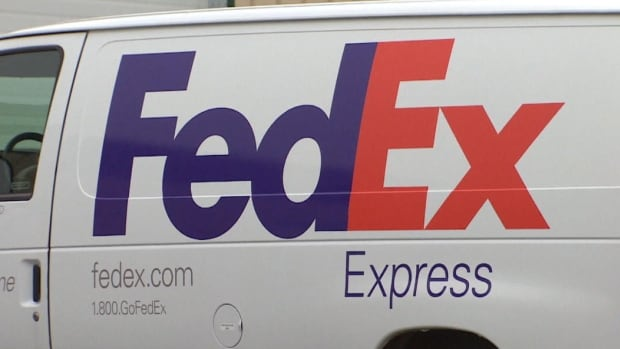 Courier company FedEx was charged on Wednesday under the Liquor Control Act for illegally transporting wine from B.C. to N.L.