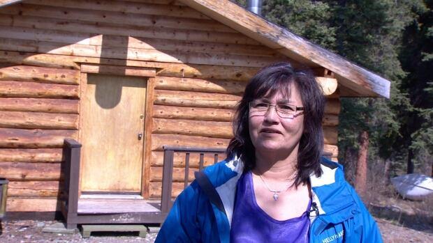 Kwanlin Dun Chief Doris Bill