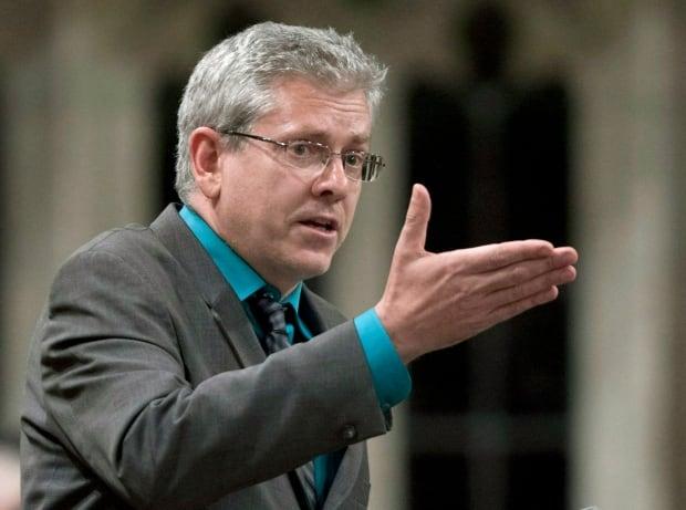 New Democrat MP Charlie Angus