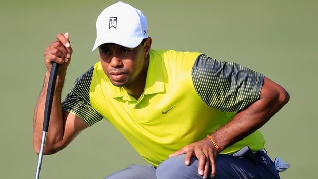 Tiger Woods has been sidelined nearly three months since surgery on a pinched nerve that has been hampering him for months.