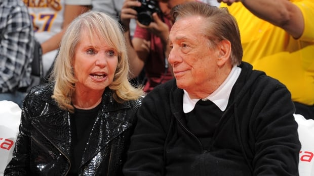 Donald Sterling, seen with estranged wife Shelly, vows to retain ownership of the Los Angeles Clippers via legal channels. A trial begins Monday in Los Angeles to determine if she had the authority under terms of a family trust to unilaterally negotiate a record-breaking $2 billion US deal with former Microsoft CEO Steve Ballmer.