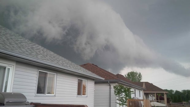 Residents want more warning to prepare for storms like the one the region experienced Tuesday.