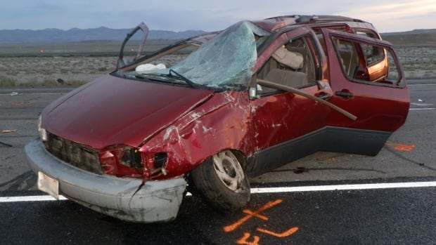Motor vehicle crashes cost nearly $900 for every person living in the U.S. in 2010, according to the National Highway Traffic Safety Administration.