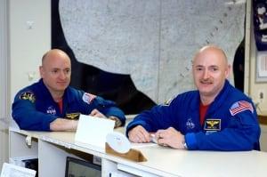 SCI Astronaut Twins