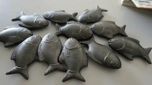 Lucky Iron Fish