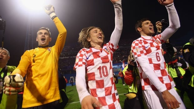 Croatia struggled through qualifying and needed to win a playoff versus Iceland to advance to the World Cup.