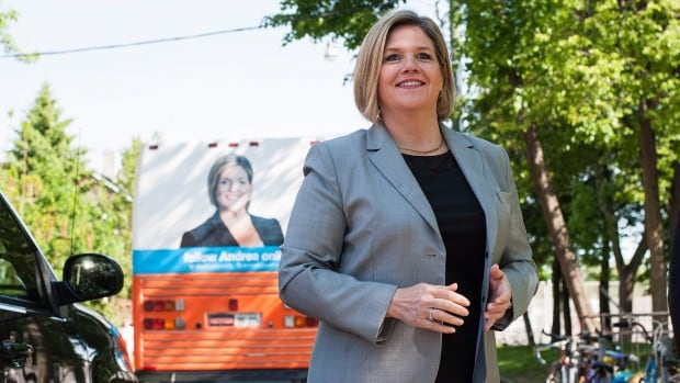 If elected, the NDP would add $15 million every year to school nutrition programs in Ontario, which currently receive $20.9 million from the province, campaign staff said.