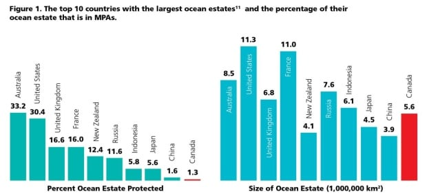 Protection of ocean areas