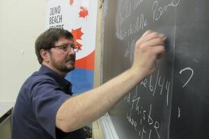 Teaching Juno Beach