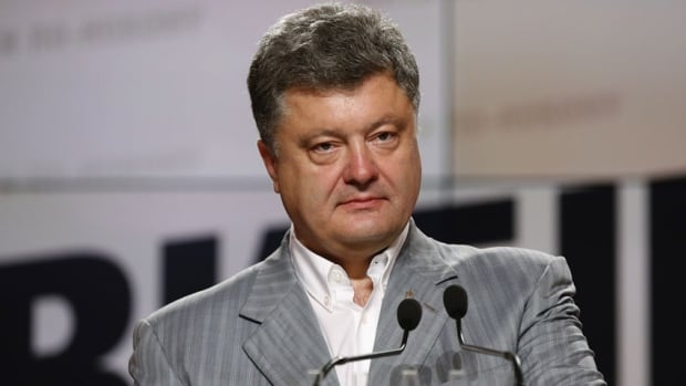 Ukrainian businessman and president-elect Petro Poroshenko will meet with U.S. President Barack Obama on Wednesday in Poland.