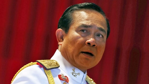Thai Army chief General Prayuth Chan-ocha, who led Thailand's 19th coup, said Friday the military plans to remain in charge until at least the second half of 2015.