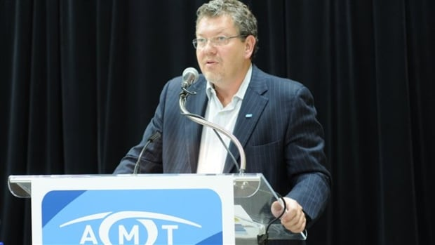 Police say former AMT president Joël Gauthier frequently accepted and solicited gifts from engineering firms.