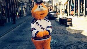 Youppi! Rangers jersey