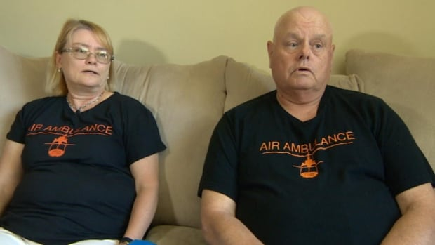 Debbie and John Snowball, parents of Chris Snowball, one of four people killed in the Ornge air ambulance crash on May 31, 2013, told CBC News a year after the fatal accident near a Moosonee, Ont., airport that they can't believe their son is no longer alive.