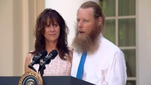 Bowe Bergdahl's parents