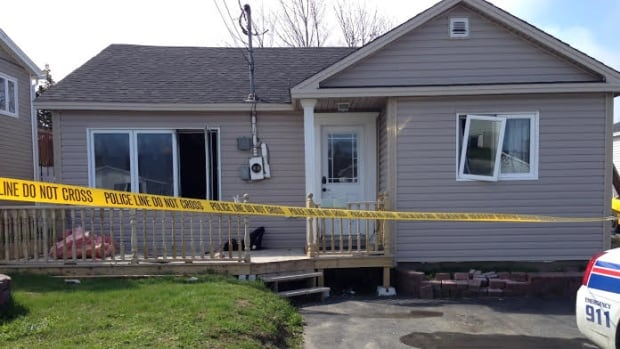 Police say the interior of this house at 121 Park Ave. in Mount Pearl was extensively damaged by fire on Saturday. There were no injuries and no word on the cause of the fire.