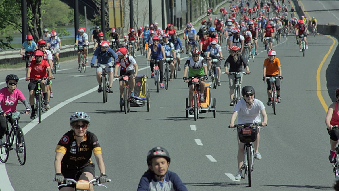 DVP, Gardiner reopen after annual 'Ride for Heart' event ...