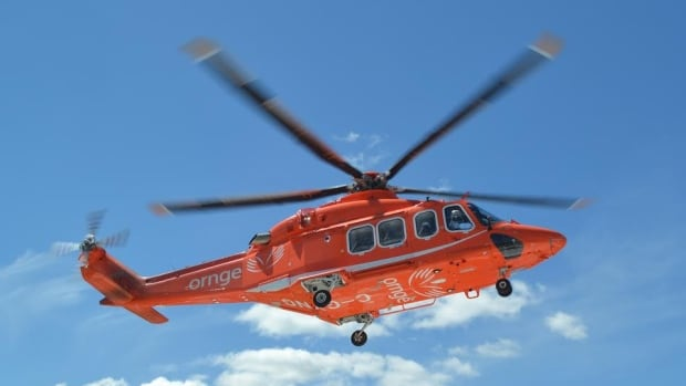 A man in his 50s has been transported to Sunnybrook Hospital with serious head injuries.