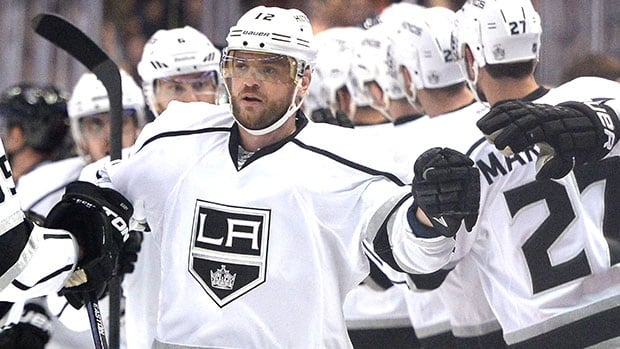 Right-winger Marian Gaborik topped the Stanley Cup champion Kings with 14 goals in the 2014 playoffs. He was a pending unrestricted free agent.