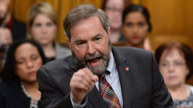 NDP Leader Tom Mulcair has indicated that he won't return to committee to face more questions on his party's allegedly improper use of House funds.