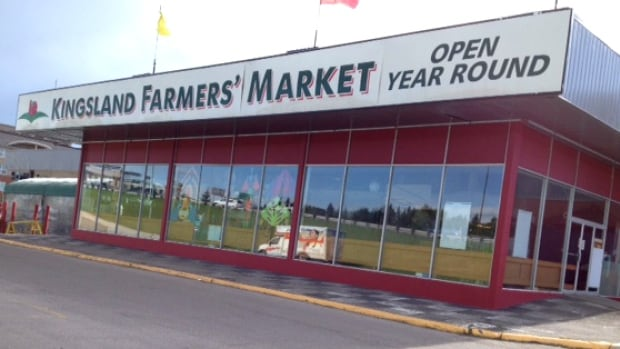 The Kingsland Farmers' Market opened permanently in 2011, after a few trial runs in 2010. The market has recently run into some financial problems, and is now under new management.
