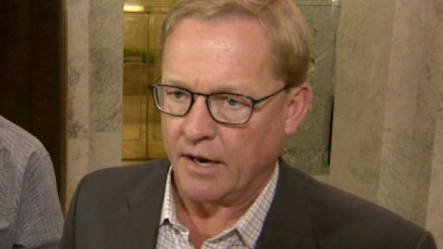 NDP health critic David Eggen is calling on the three PC leadership candidates to reveal their stance on the Michener Centre closure.