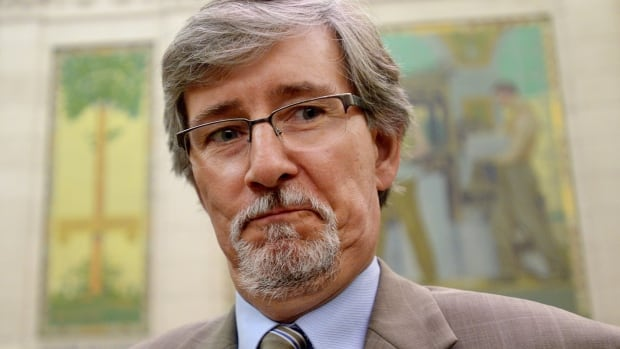 A spokeswoman for privacy commissioner Daniel Therrien says his office is following up to 'learn more' about the government's online  electoral reform survey.