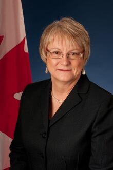 JoAnne Buth, Manitoba Senator