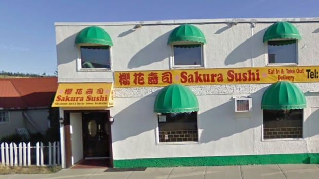 A Whitehorse man faces charges following a break-in early Tuesday morning at the Sakura Sushi restuarant on Wood Street.