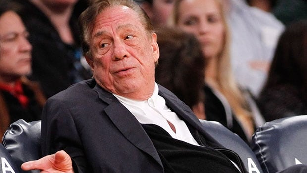 A woman alleges that employed by Los Angeles Clippers owner Donald Sterling she was subjected to racially and sexually offensive comments.