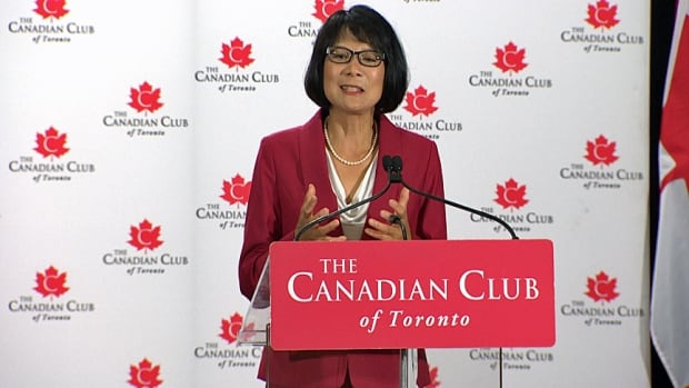 Olivia Chow says that she believes the provincial government needs to put Toronto 'near the top' of its agenda.