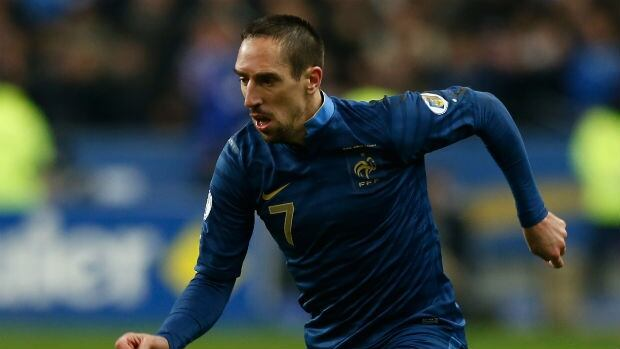 Franck Ribery's nagging back issues may spell major trouble for France. One of the key veterans of Les Bleus, Ribery's status for the World Cup remains uncertain a week before the tournament.