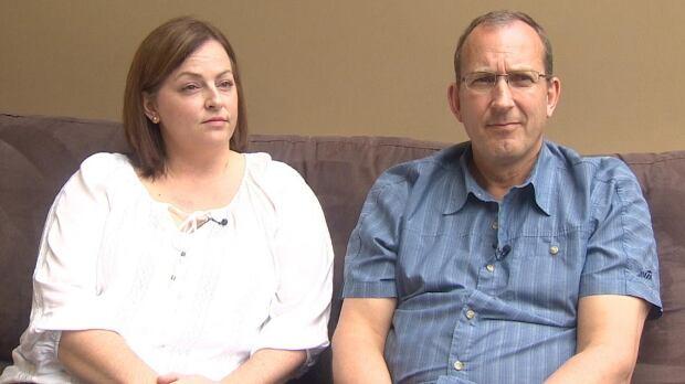Trina and John Curtis CBS CBC