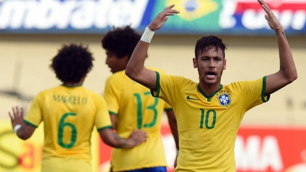 With an entire nation on its side, it should be a relatively comfortable ride for hosts Brazil in Group A.