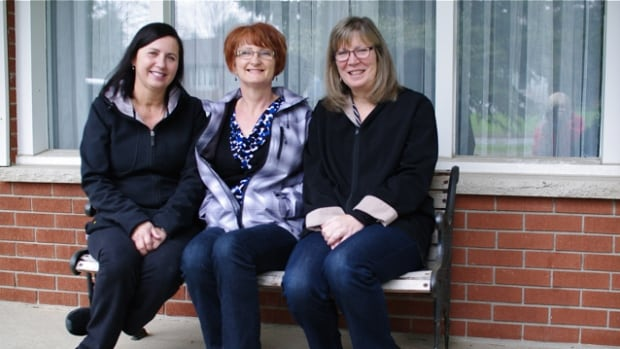 Deborah Pfeiffer, Moira Hollingsworth and Susan Simpson hope to make the house they bought in Waterloo, Ont., into a permanent home for their three disabled sons.