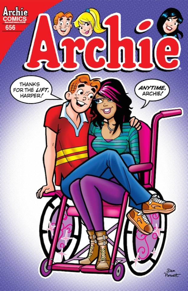 Harper, new Archie character