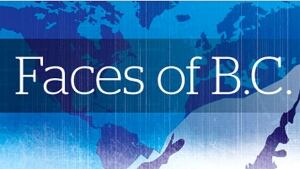 Faces of B.C. promo logo